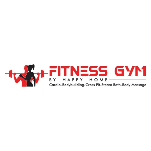 Fitness Gym By Happy Home icon