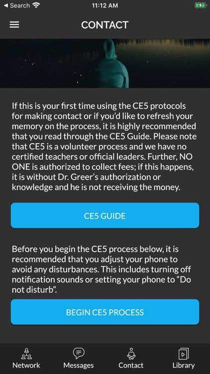 CE5 Contact screenshot-3