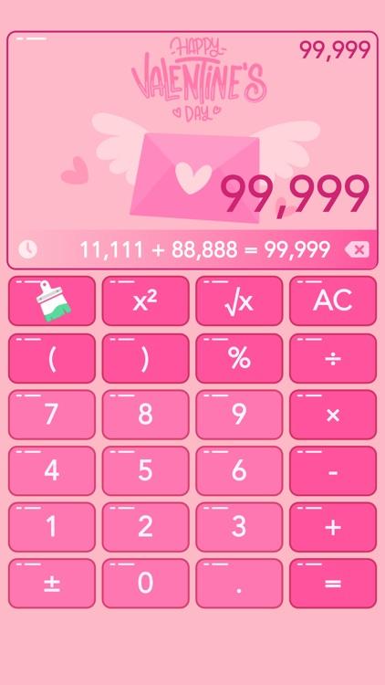 Color Calculator-smart&cute screenshot-5