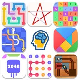 Super Brain Plus -Logic puzzle