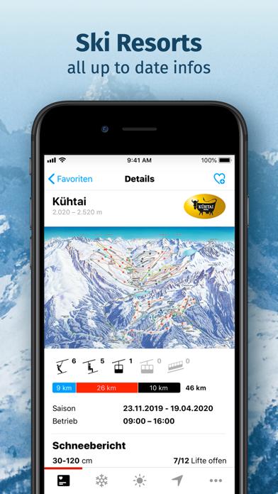 bergfex/Ski - Weather & Snowのおすすめ画像9