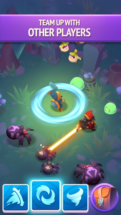 Nonstop Knight 2 - Action RPG screenshot-4