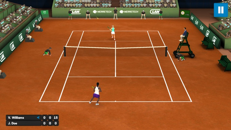 Australian Open Game screenshot-3