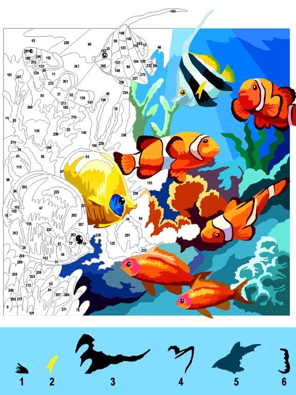 大人の塗り絵 ジグソーパズルのおすすめ画像3