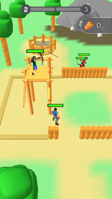 Lumbercraft screenshot 1