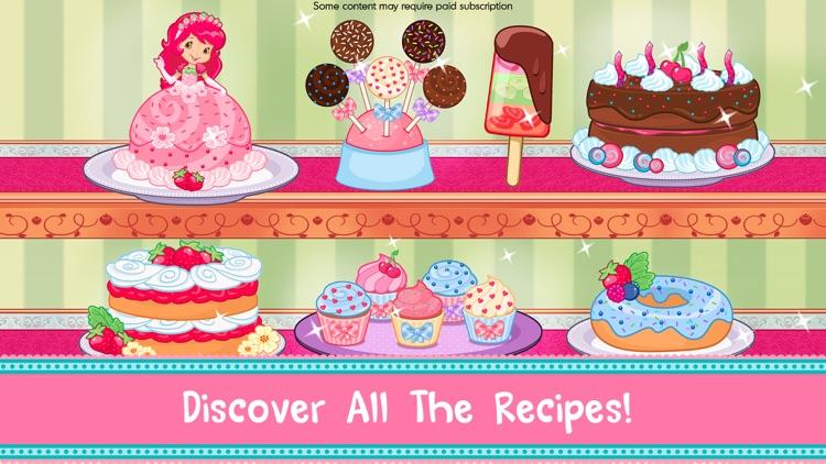 Strawberry Shortcake Bake Shop screenshot-3