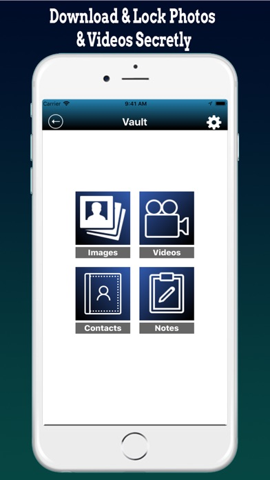 Calendar vault – Safe Gallery screenshot two