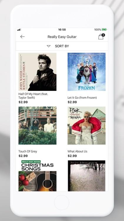 MusicHorizon screenshot-3