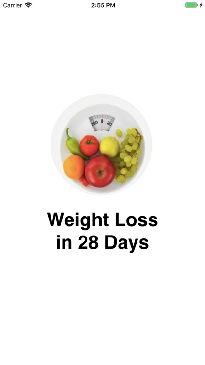 Weight Loss in 28 Days
