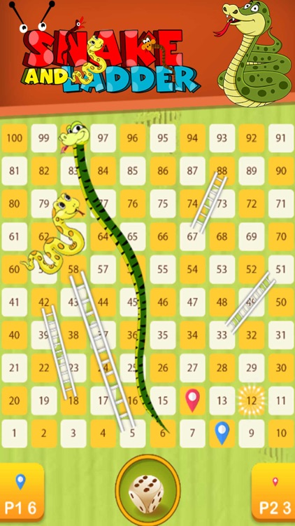 Snake and Ladders Classic screenshot-4