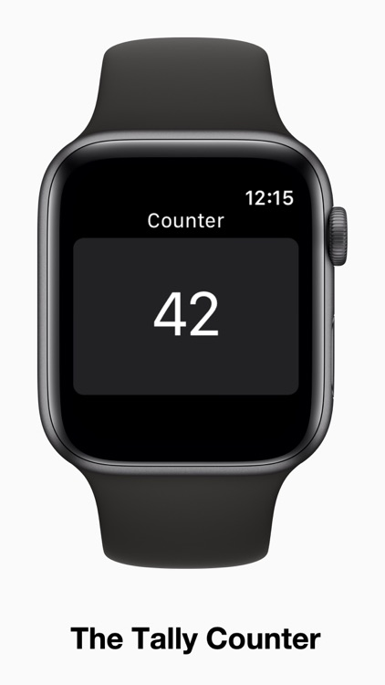 The Tally Counter
