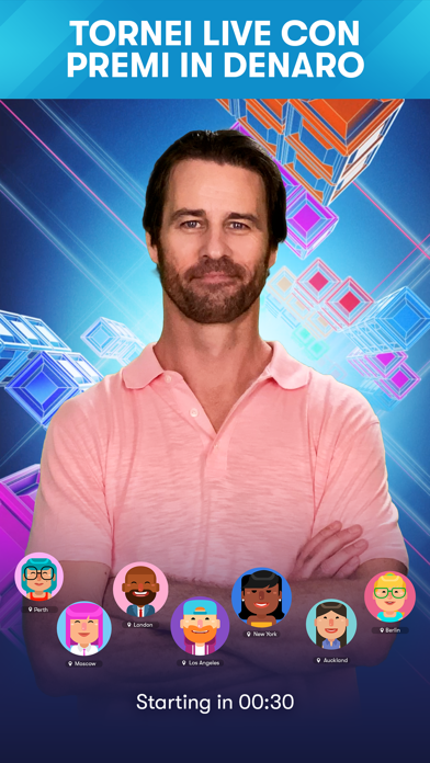 Screenshot of Tetris®3