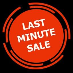 Last Minute Sale