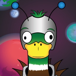 Galaxy Duck: Space Run