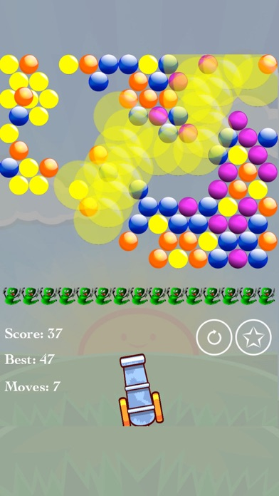 Bubble Shooter : Ball Pop screenshot 2