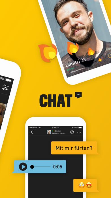 Grindr - Schwuler Chat für PC - Windows 10,8,7 (Deutsch