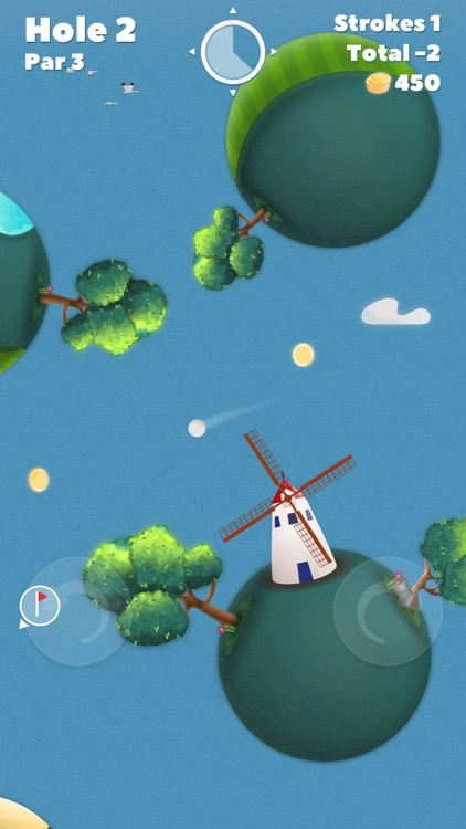 Golf Skies screenshot-3