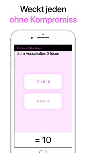 Nur die App für iPhone einhaken