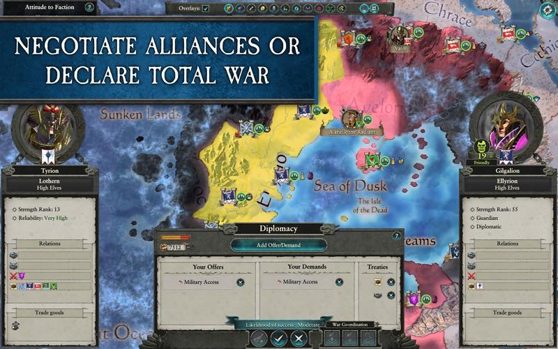 Total War: WARHAMMER II screenshot 7