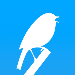 Ícone do app Chirp for Twitter