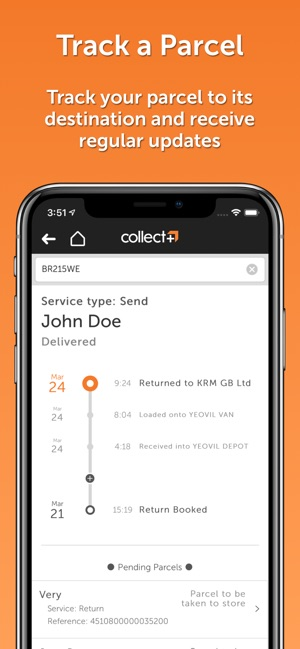 CollectPlus: parcels made easy on the App Store