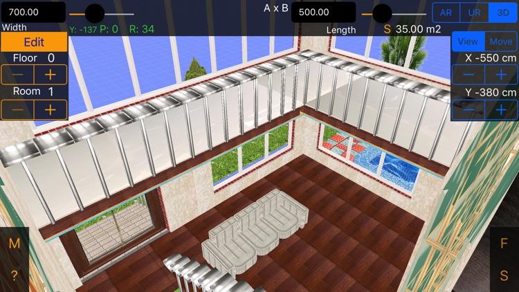 Home Repair 3D Pro - AR Design screenshot-7