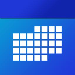 Ícone do app A Grade - Calendário