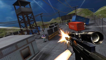 Sniper Gun War - City Survival Screenshot 3