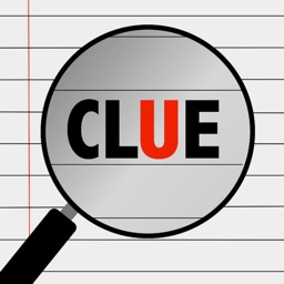 Clue Detective Notebook