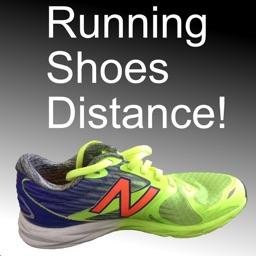 Running Shoe distance