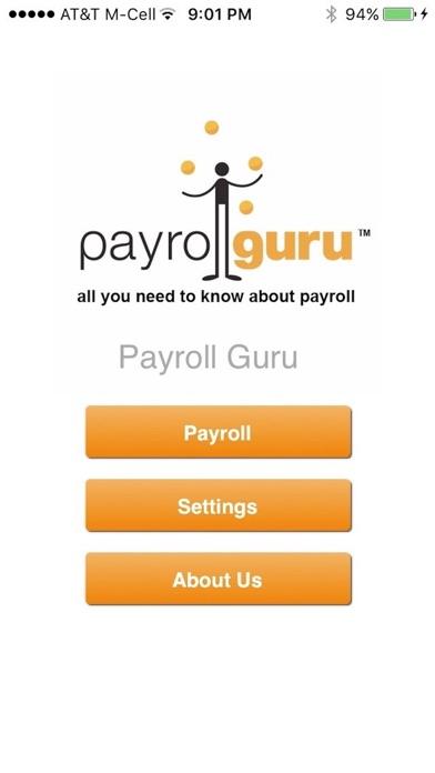 Payrollguru review screenshots