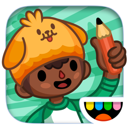 Ícone do app Toca Life: School