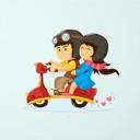 Cute Couple Best Stickers