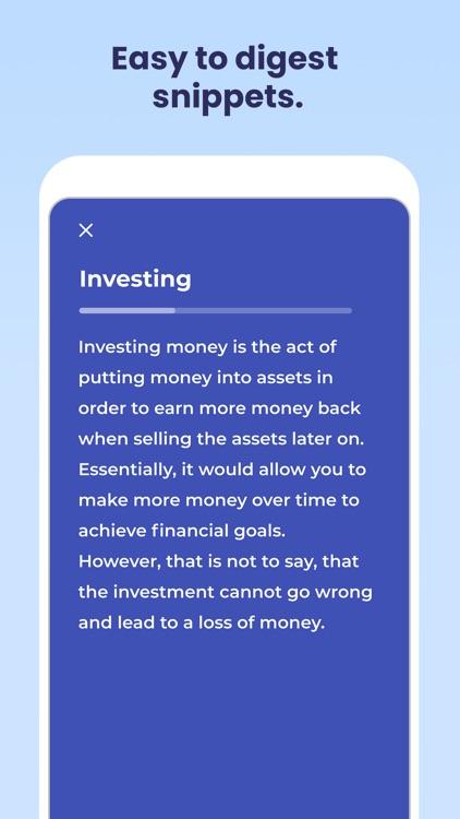 Zogo: Finance & Money Lessons screenshot-3