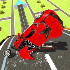 Real Car Crashing Game 3D