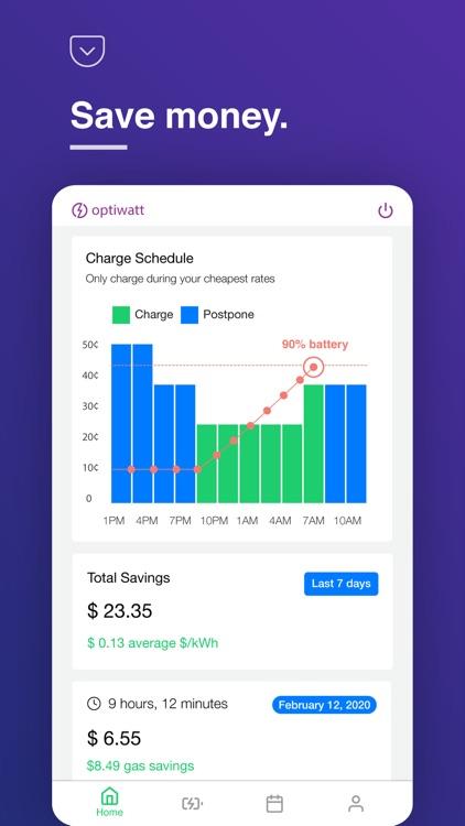 Optiwatt: Charging for Tesla