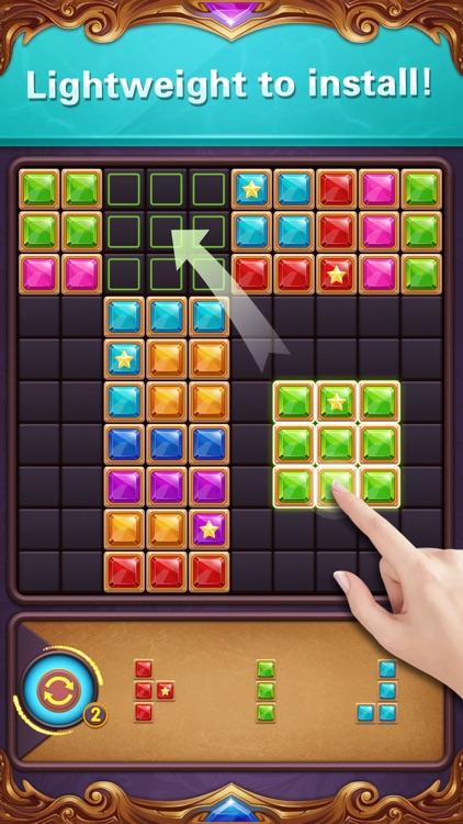 Block Puzzle: Diamond Star screenshot-3