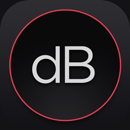 Ícone do app dB Decibelímetro Pro
