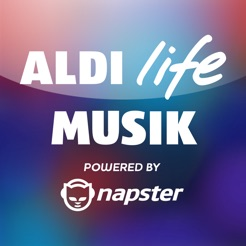 ALDI life Musik by Napster