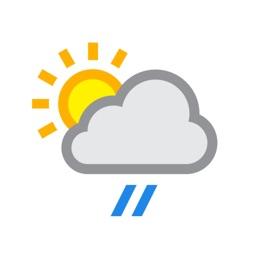 Skytracker, lokalt väder