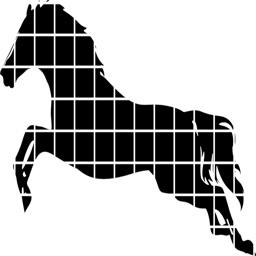 Horses - Sliding Puzzle