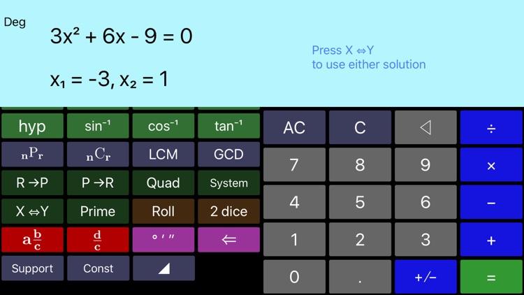 Calculator!! screenshot-5