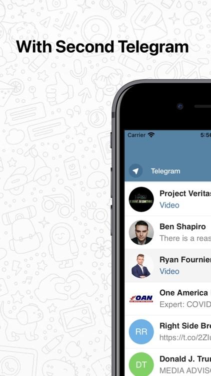 Messenger for WhatsApp & More screenshot-3