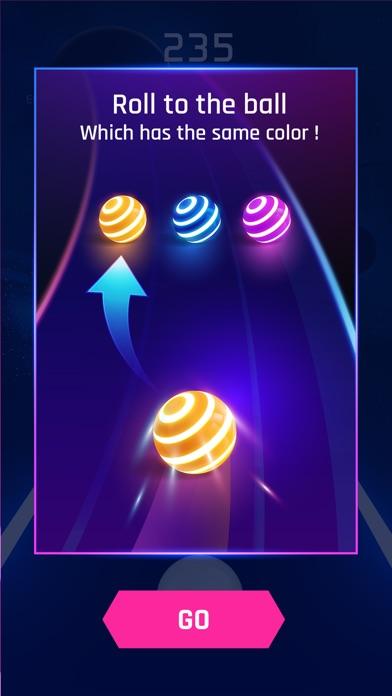 Dancing Road: Color Ball Run! screenshot 4