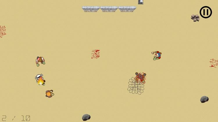 Zombie Quest screenshot-0