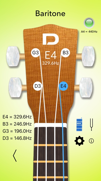 Ukulele Tuner and Chords screenshot-6