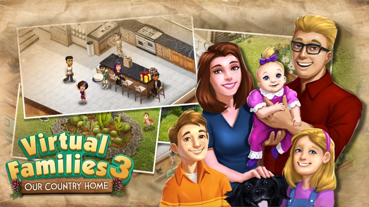 Virtual Families 3 screenshot-6