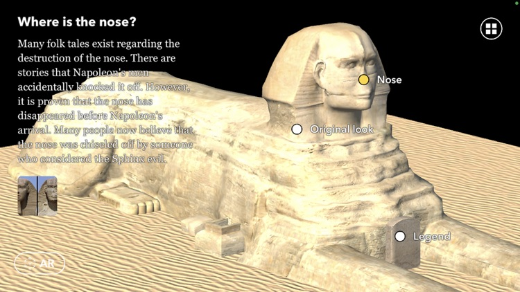 Tutankhamun AR screenshot-6