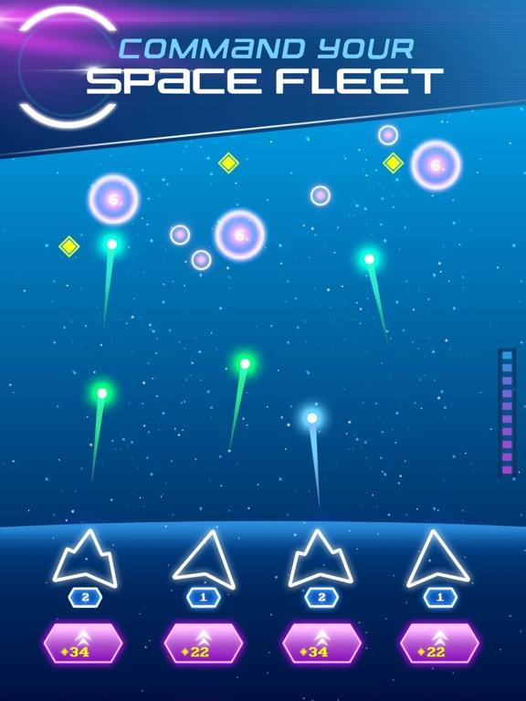 Non-Stop Space Defense screenshot 1