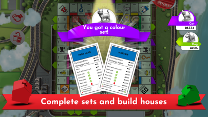 Monopoly screenshot four